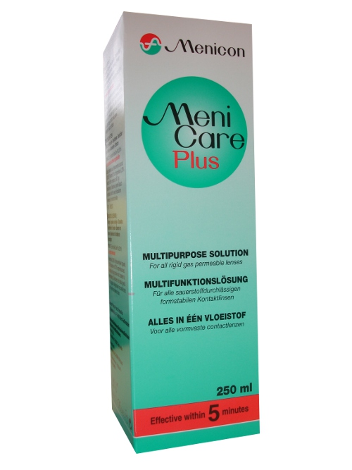 MeniCare Plus, Menicon (250 ml)