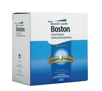 Boston Advance Multipack, Bausch & Lomb ( 3 x 30 ml + 3 x 120 ml)