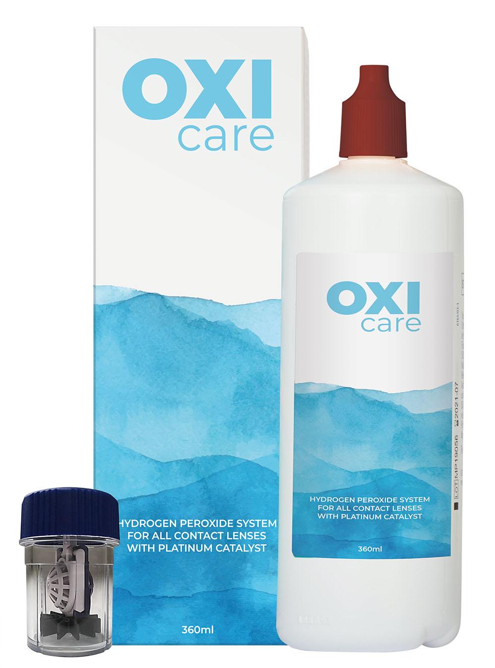 OXIcare, Menicon (360 ml)