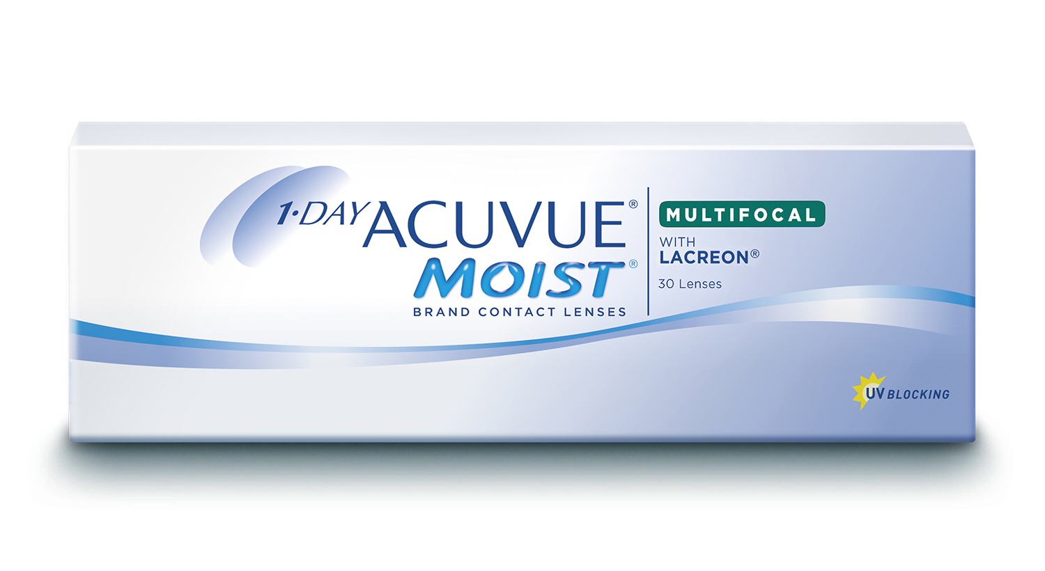 1-Day ACUVUE Moist Multifocal, Johnson & Johnson (30 Stk.)