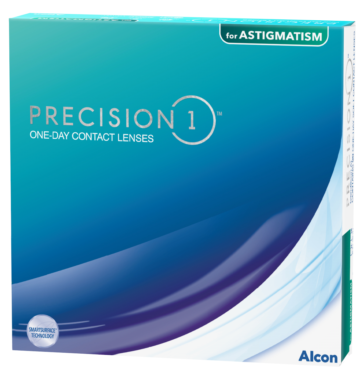Precision1 for Astigmatism, Alcon (90Stk.)