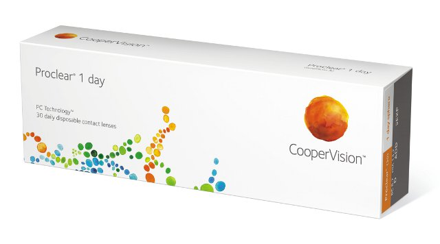Proclear 1 Day, Cooper Vision (30 Stk.)