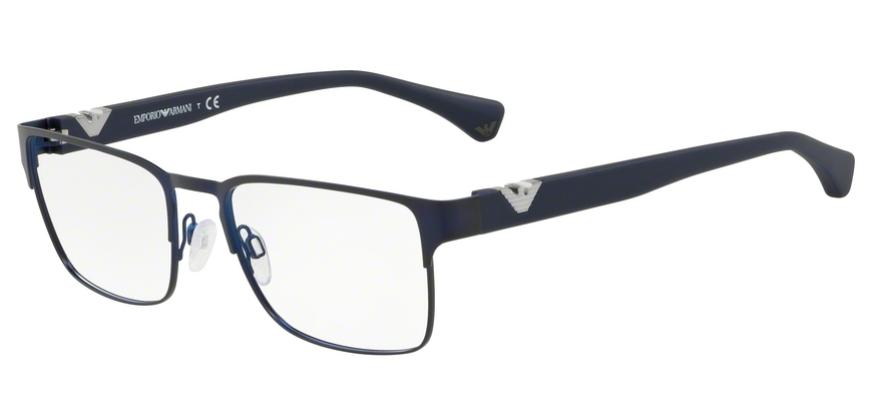 Emporio Armani Brille EA1027 3100 dunkelblau