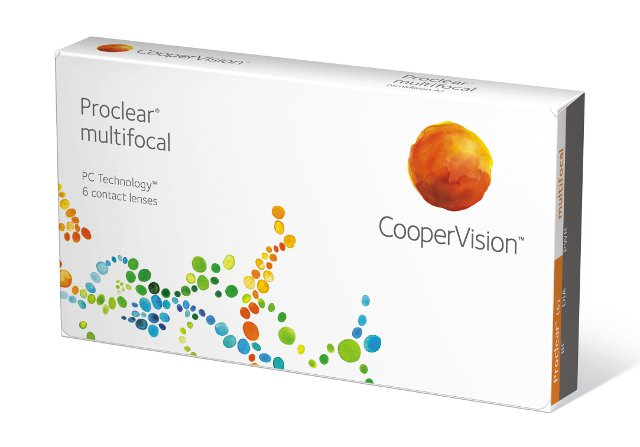 Proclear Multifocal, Cooper Vision (6 Stk.)