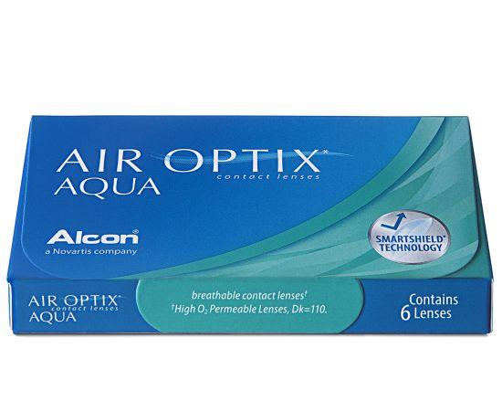 Air Optix Aqua, Alcon (6 Stk.)