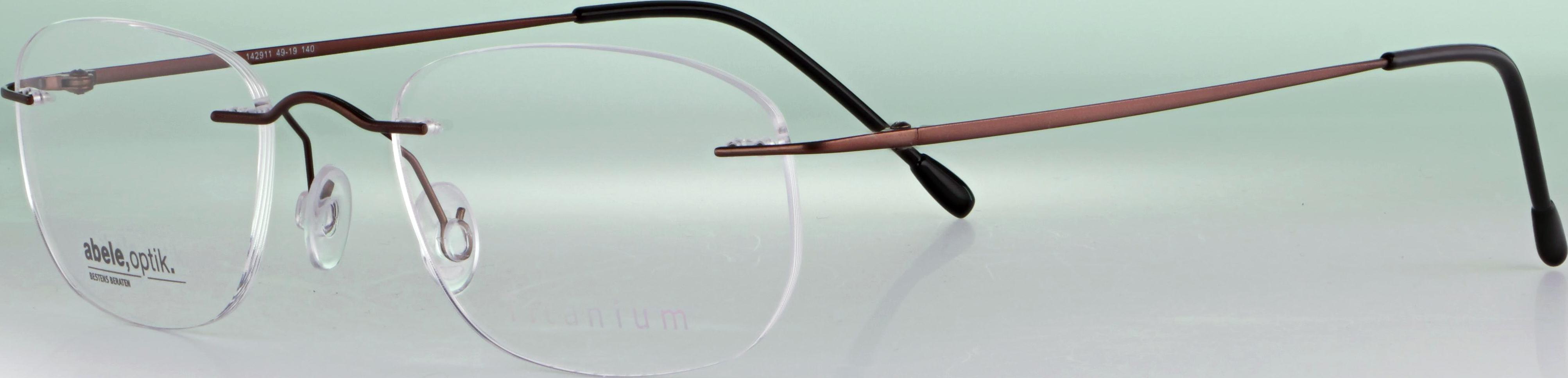 Titanbrille 142911