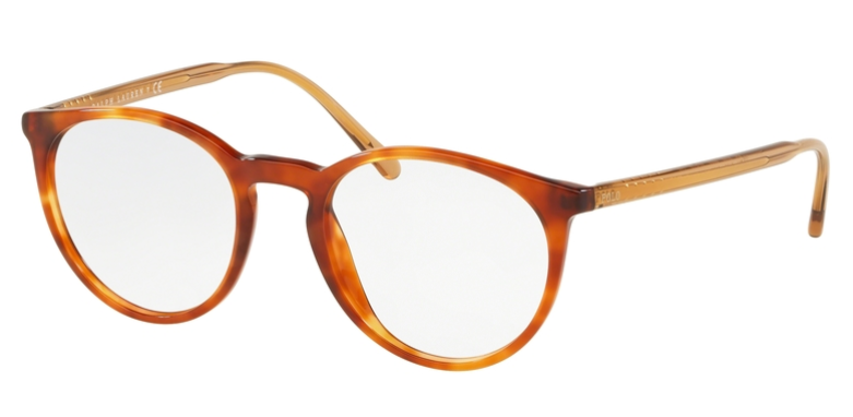 Polo Brille PH2193 5023 havanna rot