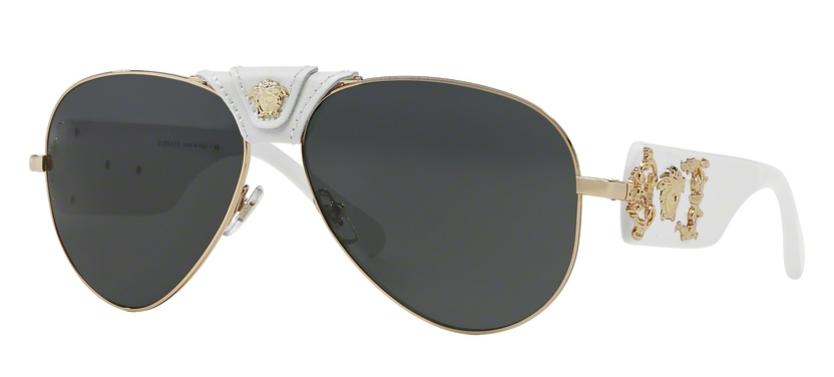 Versace VE2150Q 134187 weiß