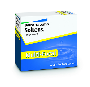 SofLens Multifocal, Bausch & Lomb (6 Stk.)