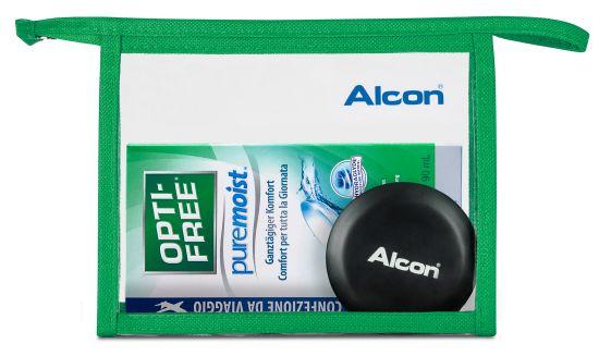 Optifree PureMoist Travelpack, Alcon (90 ml)