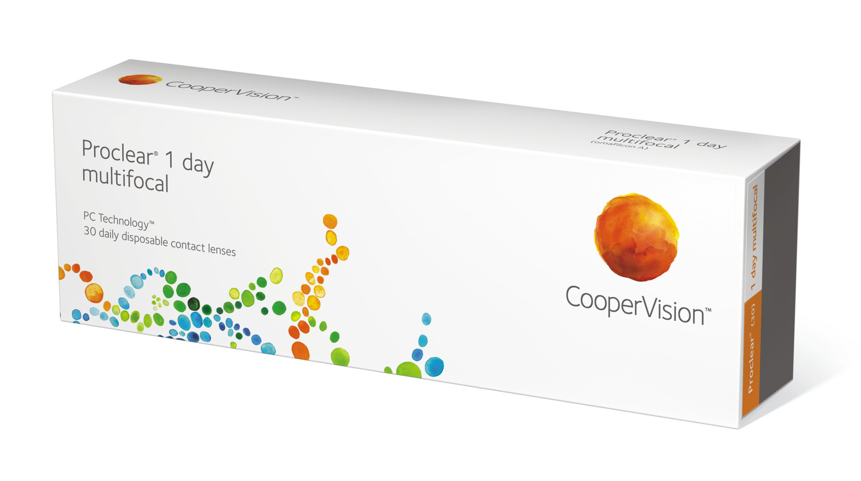 Proclear 1 Day Multifocal, Cooper Vision (30 Stk.)
