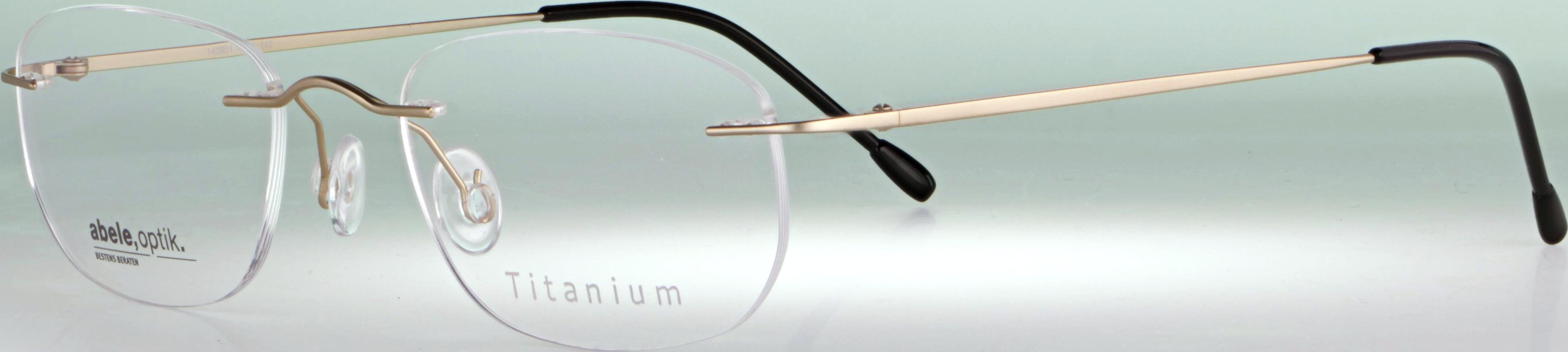 Titanbrille 142901