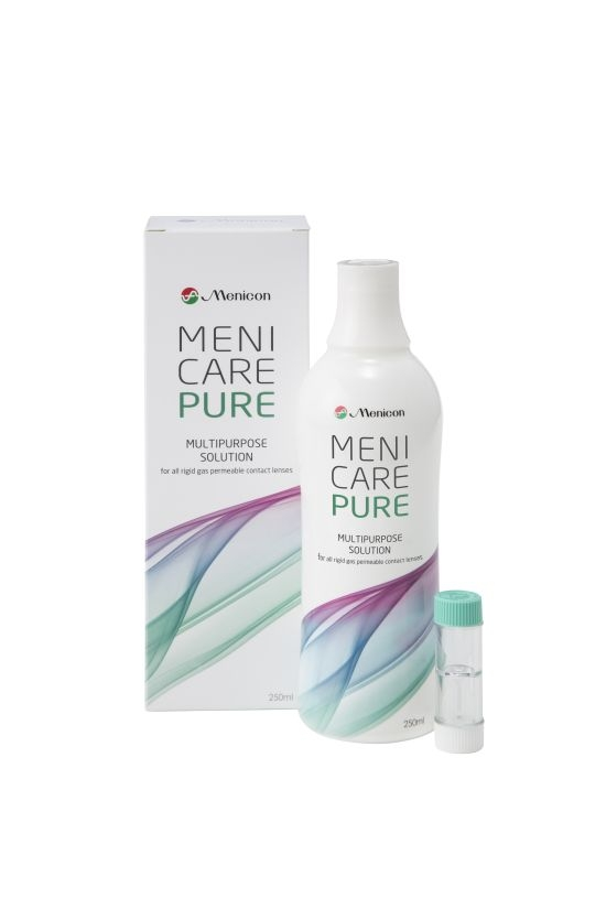 MeniCare Pure, Menicon (250 ml)