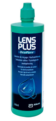 Lens Plus OcuPure, AMO (240 ml)