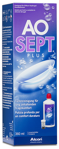 AOSEPT Plus, Alcon (360 ml)