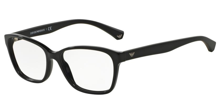 Emporio Armani Brille EA3060 5017 schwarz