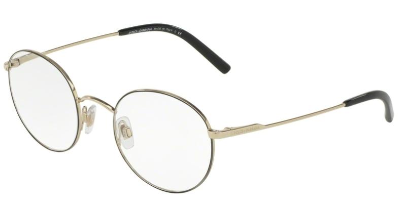 Dolce & Gabbana Brille DG1290 1305 gold