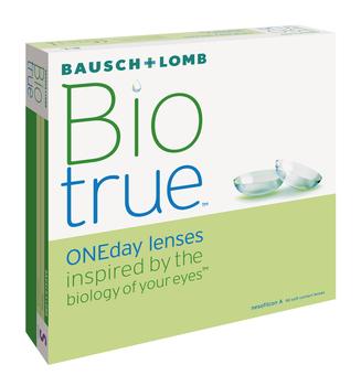 Biotrue ONEday,Bausch & Lomb (90 Stk.)