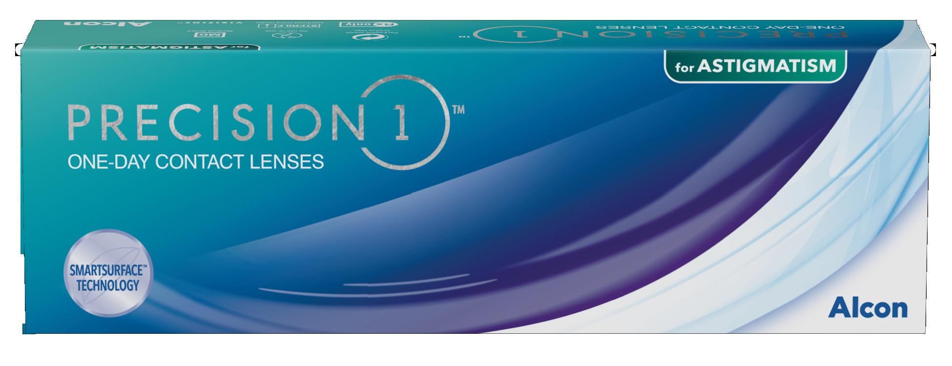 Precision1 for Astigmatism, Alcon (30Stk.)