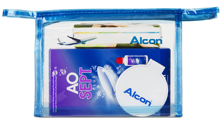 AOSEPT Plus Travelpack, Alcon (90 ml)