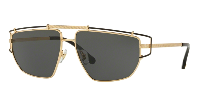 Versace VE2202 143687 schwarz/gold