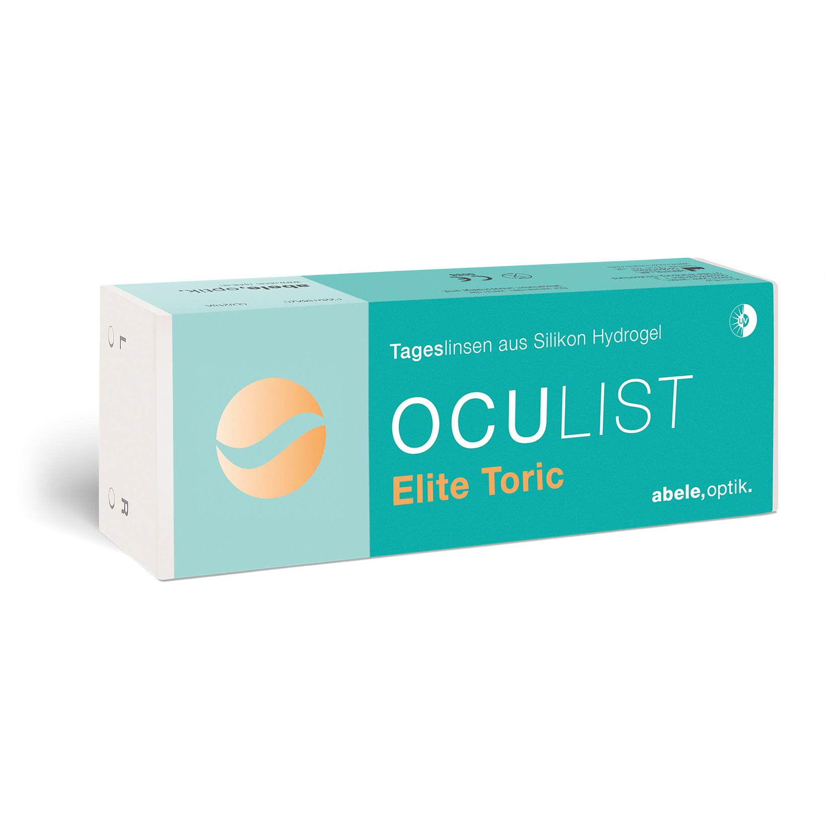 Oculist Elite Toric Tageslinse, Abele Optik (30 Stk.)