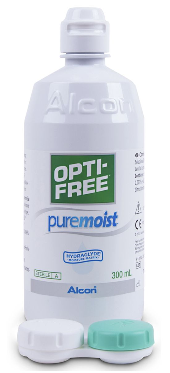 Optifree PureMoist, Alcon (300 ml)