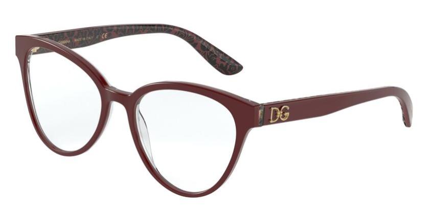 Dolce & Gabbana Brille DG3320 3233