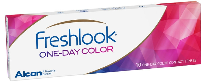 FreshLook One Day Color, Alcon (10 Stk.)