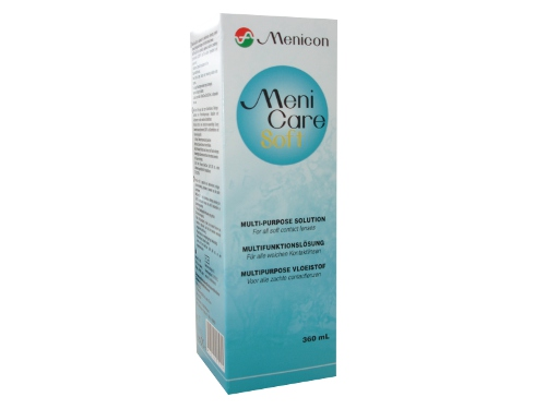 MeniCare Soft, Menicon  (360 ml)