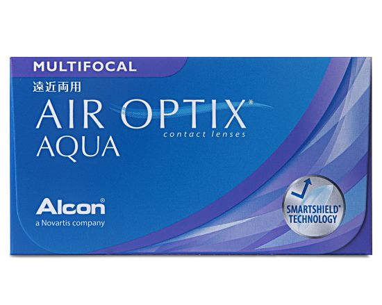 Air Optix Aqua Multifocal, Alcon (3 Stk.)