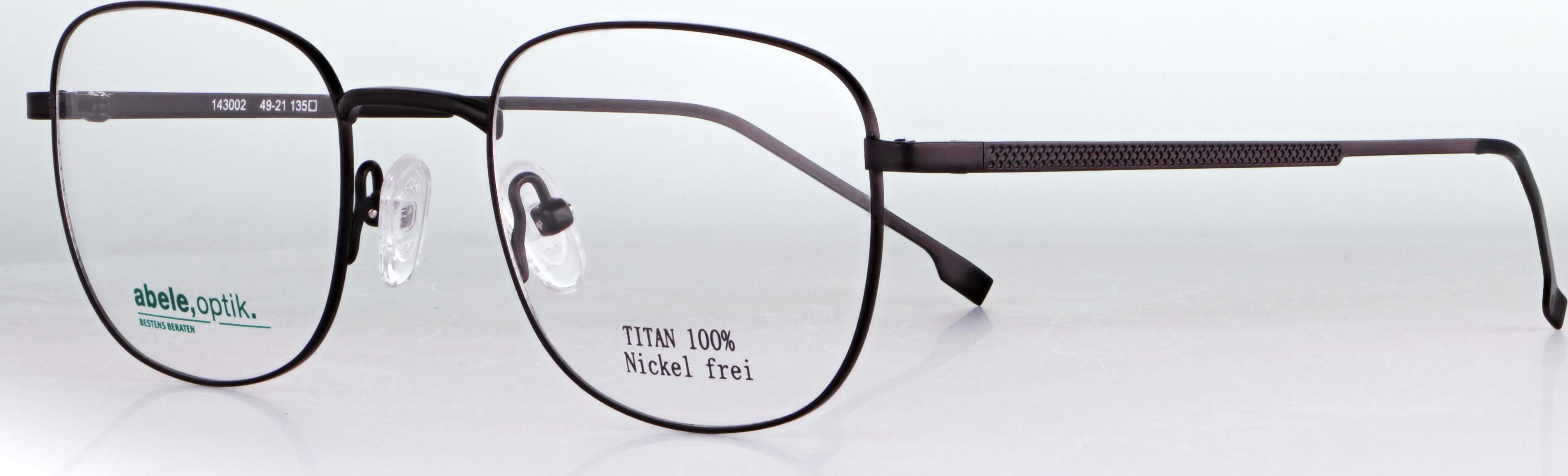 Titanbrille 143002