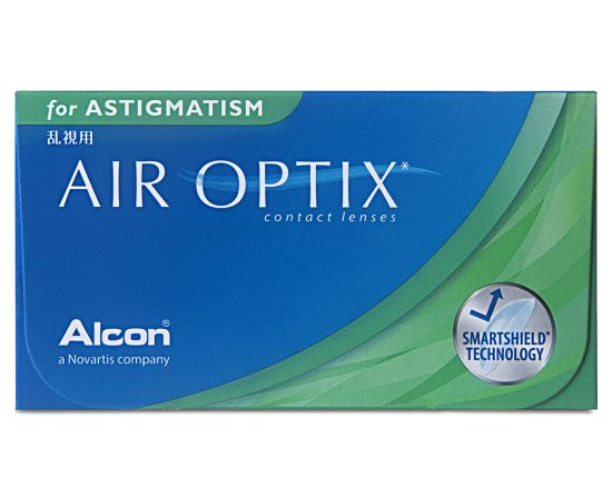 Air Optix for Astigmatism, Alcon (6 Stk.)