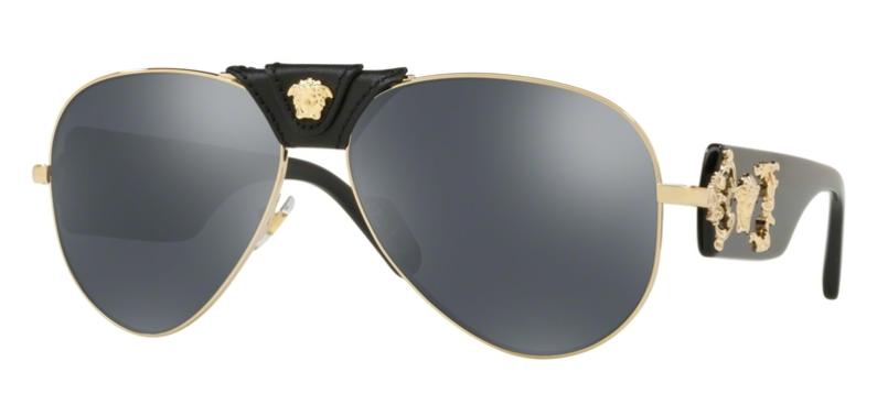 Versace VE2150Q 12526G schwarz