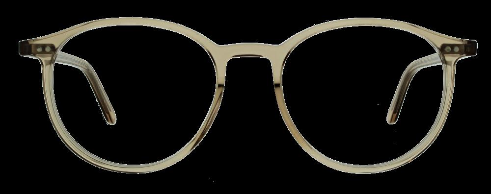 Lucky Glasses Angebot beige neu