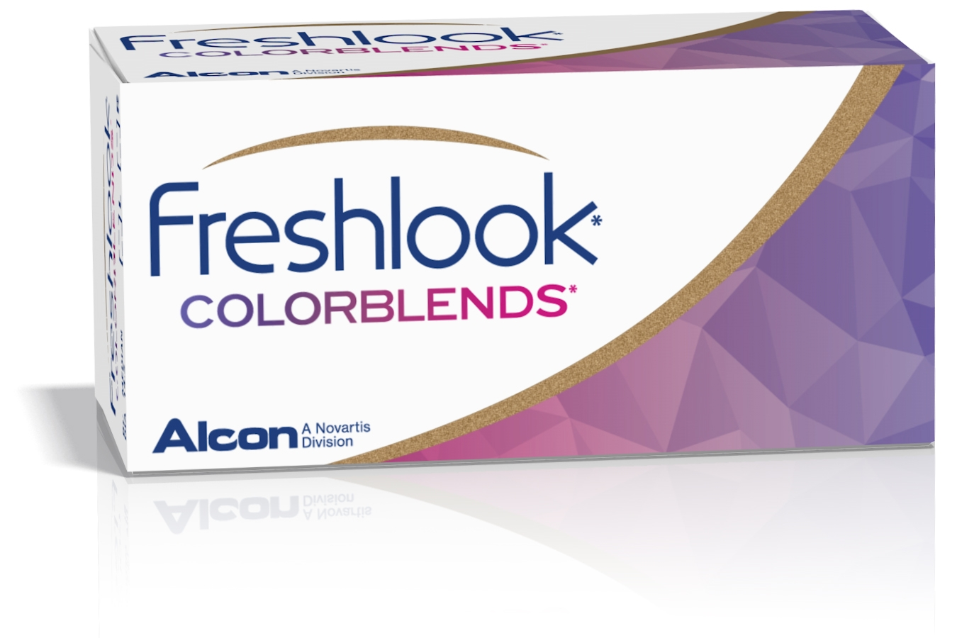 FreshLook Colorblends, Alcon (2 Stk. mit dpt.)