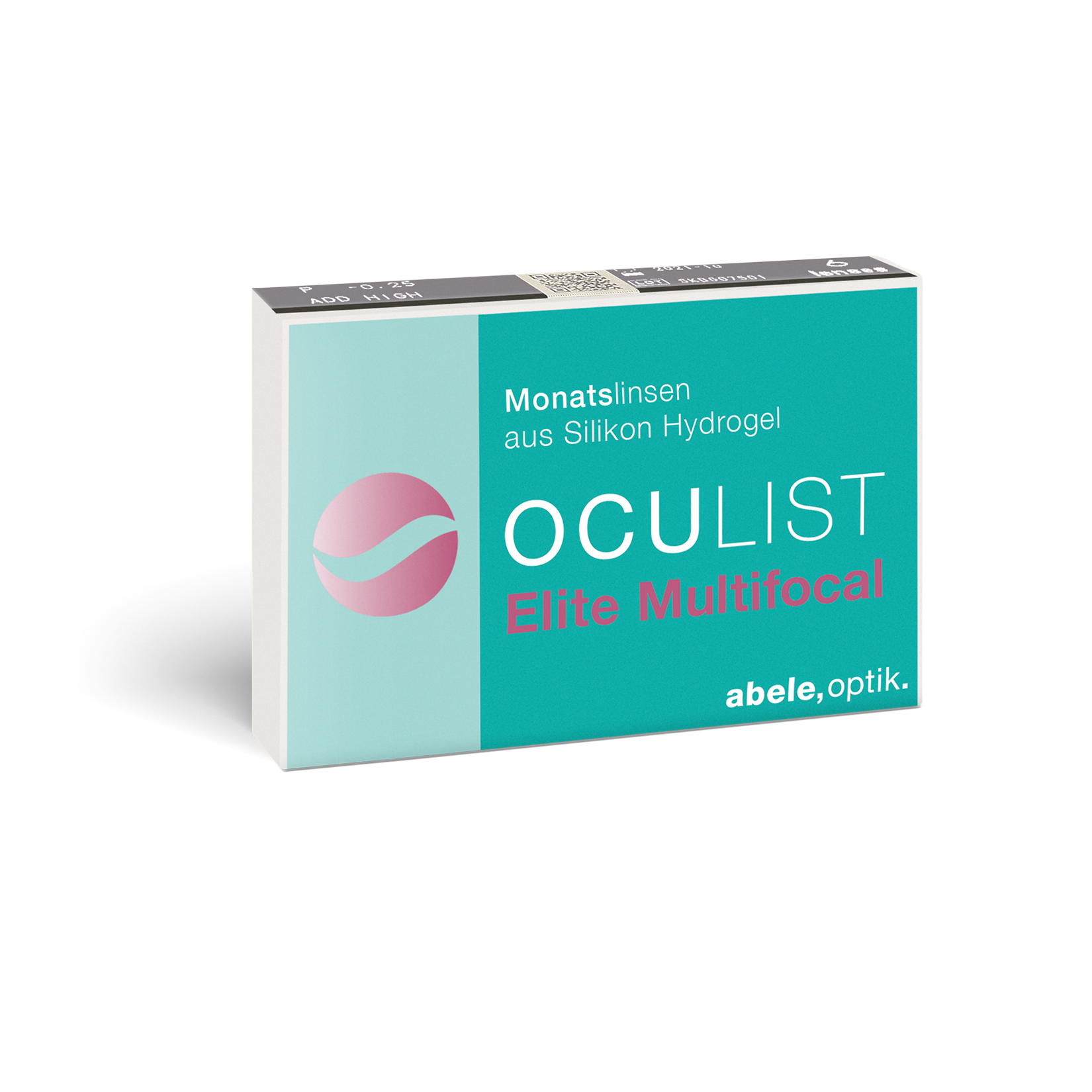 Oculist Elite Multifocal, Abele Optik (6 Stk.)