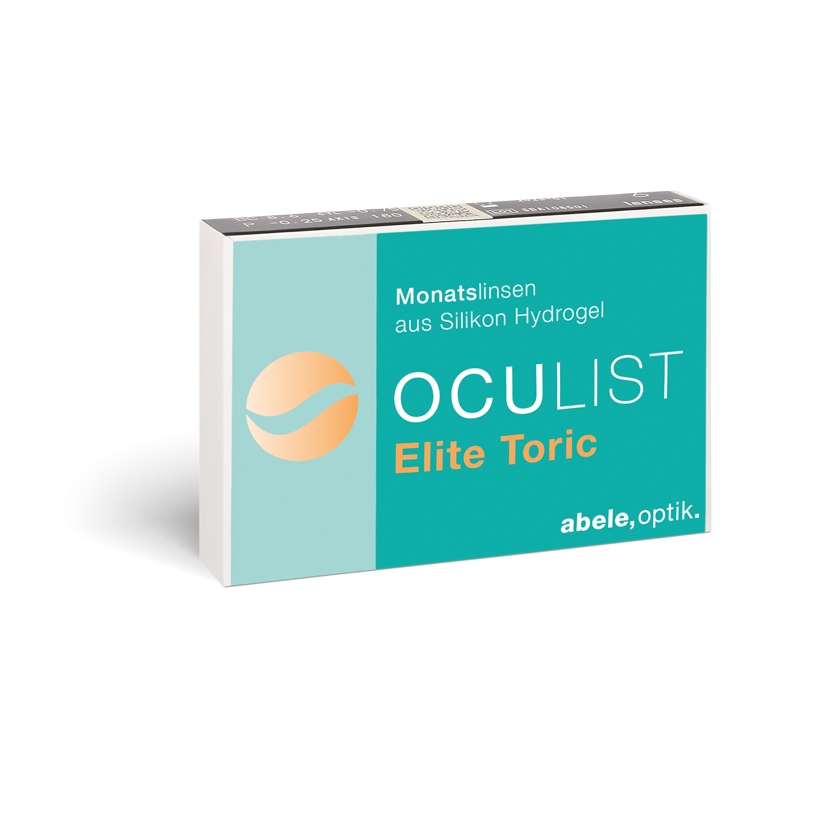 Oculist Elite Toric, Abele Optik (6 Stk.)