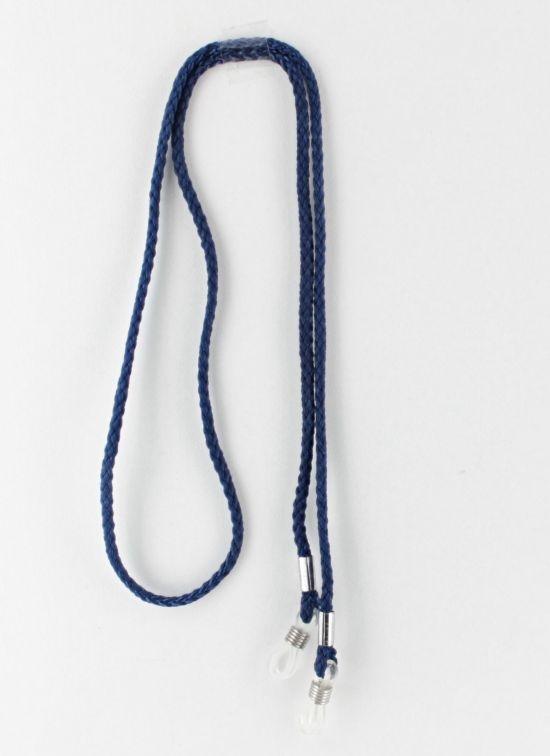 Brillenkette blau
