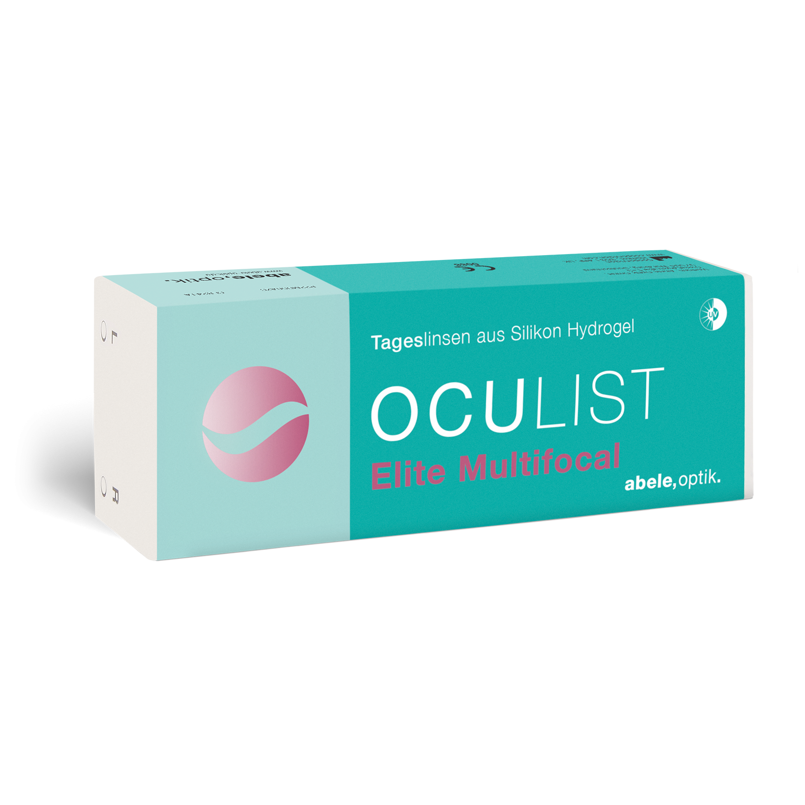 Oculist Elite Multifocal Tageslinse, Abele Optik (30 Stk.)