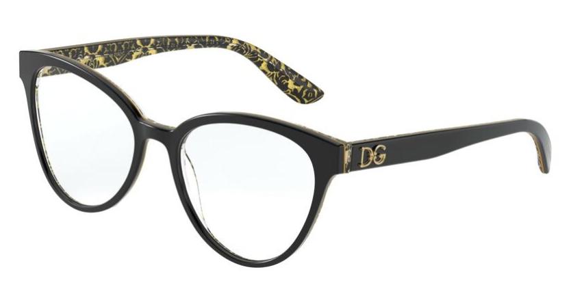 Dolce & Gabbana Brille DG3320 3215