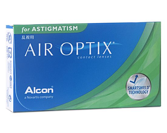 Air Optix for Astigmatism, Alcon (3 Stk.)