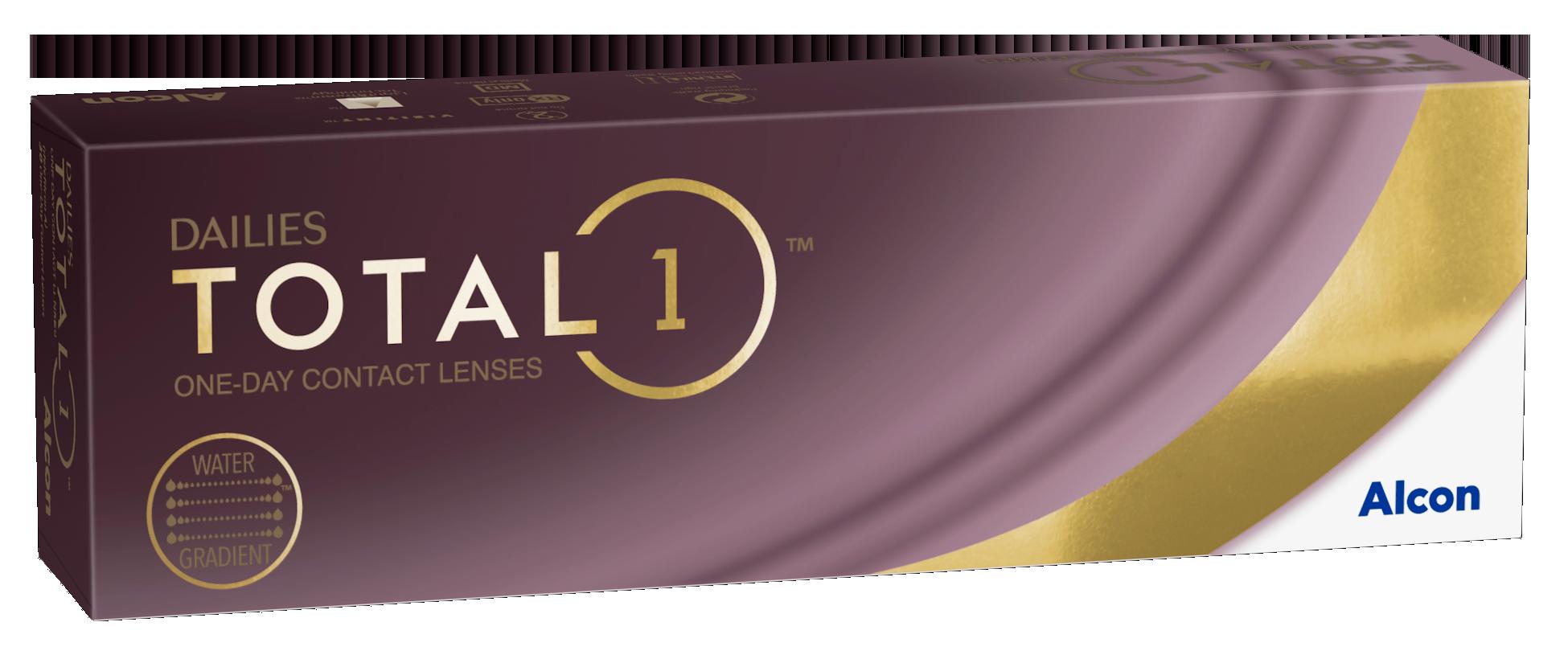 Dailies Total 1, Alcon (30 Stk.)