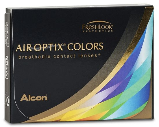 Air Optix Colors, Alcon (2 Stk.)