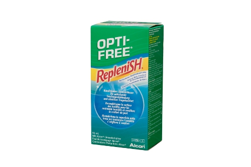 Opti-Free RepleniSH Travelpack, Alcon (90 ml)