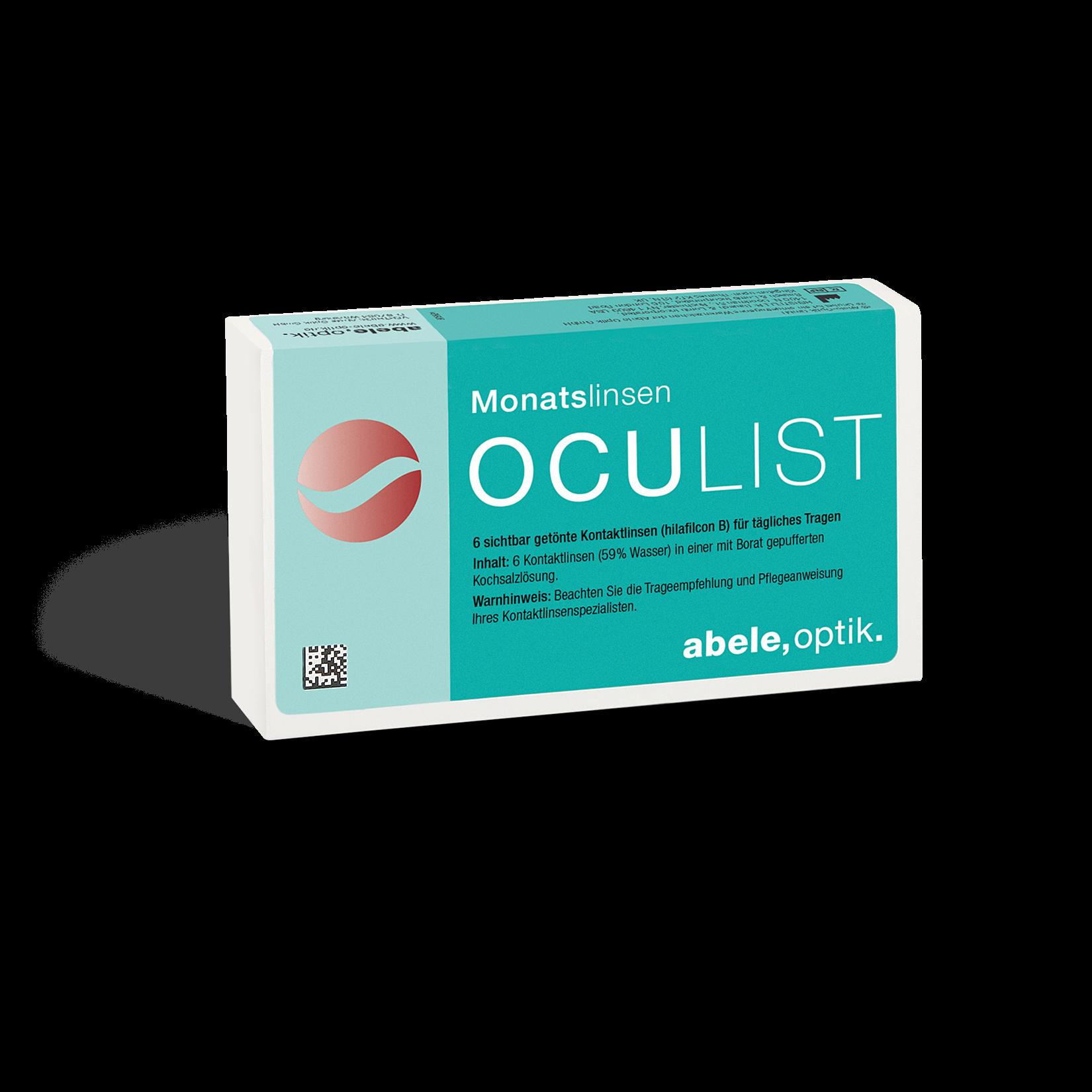 Oculist, Abele Optik (6 Stk.)