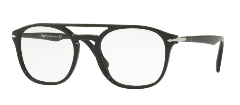 Persol Brille PO3175V 9014 schwarz