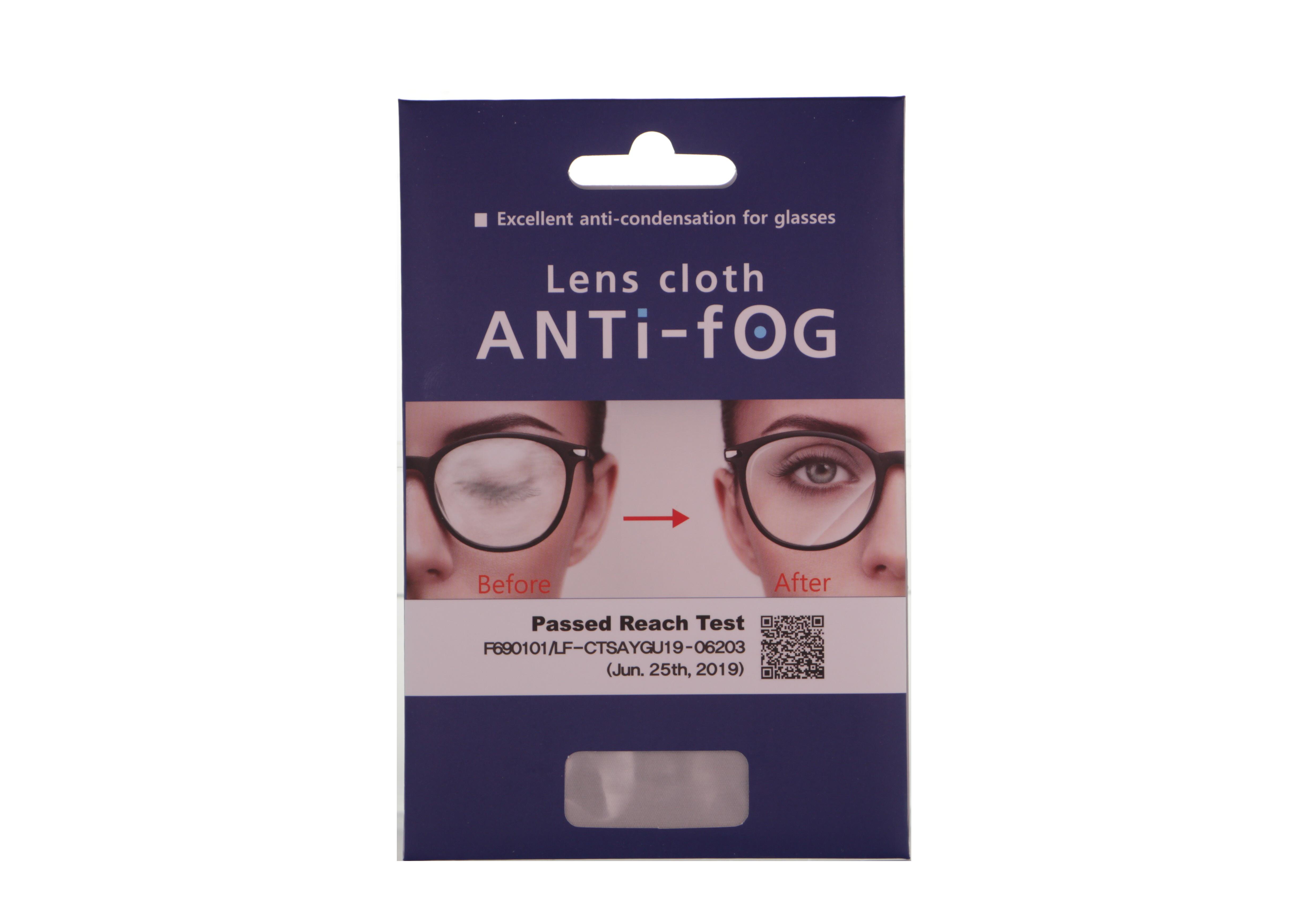 Anti-Fog Tuch