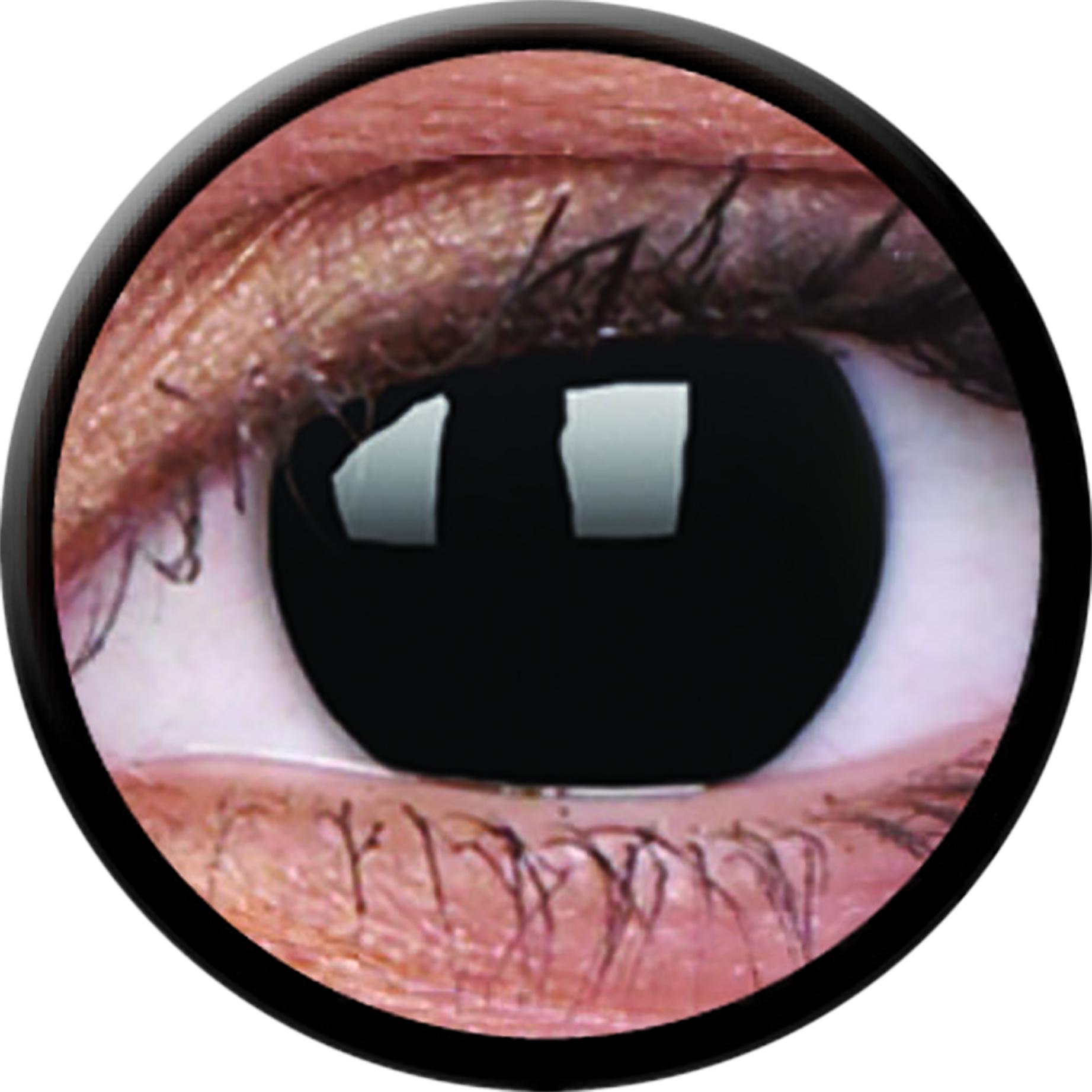 "Motivlinse Funny Lens ""BlackOut"""