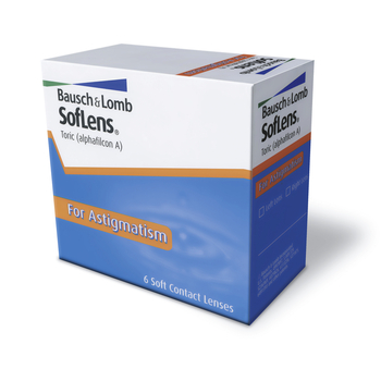 SofLens toric, Bausch & Lomb (6 Stk.)